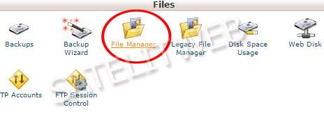 Bagaimana Cara Edit File Website dengan Text Editor cPanel?