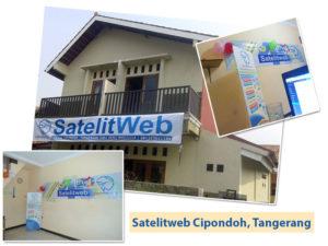 Satelitweb Cipondoh – Tangerang Telah Dibuka!