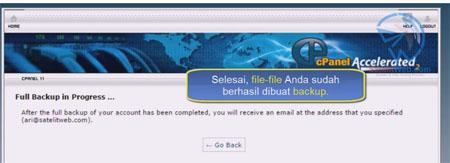 cara backup website wordpress di cpanel10