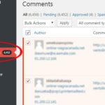 Cara Hapus Ribuan Komentar Spam di WordPress Sekaligus
