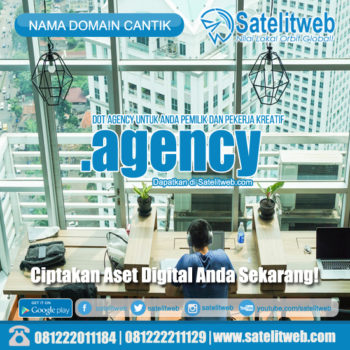 nama domain dot agency