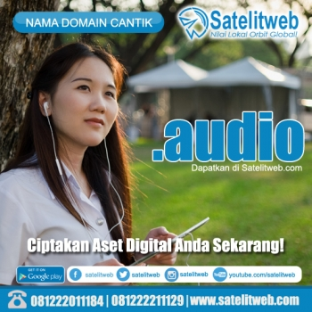 domain murah dot audio