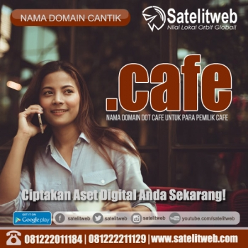 domain murah dot cafe