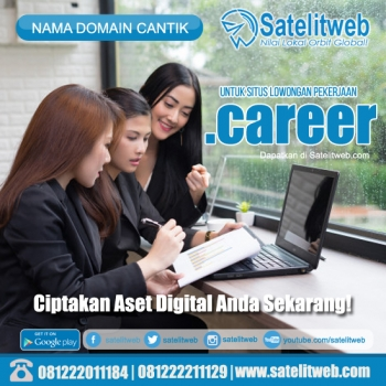 domain murah dot career