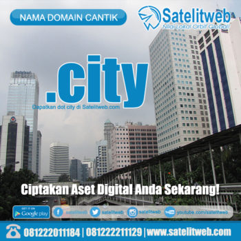 domain murah dot city