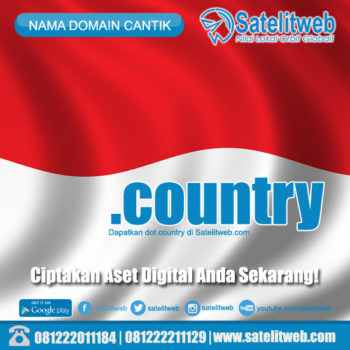 domain murah dot country