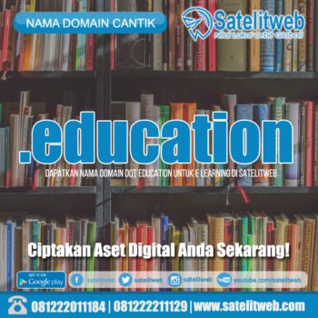 domain murah dot education