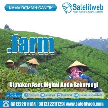 domain murah dot farm