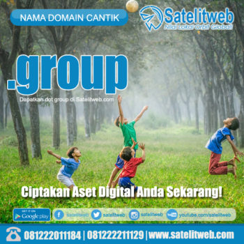 nama domain murah dot group