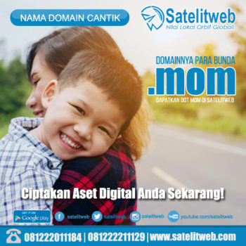 nama domain dot mom
