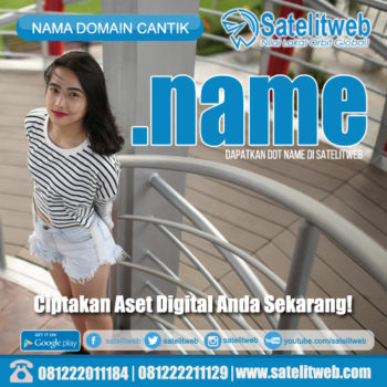 nama domain dot name