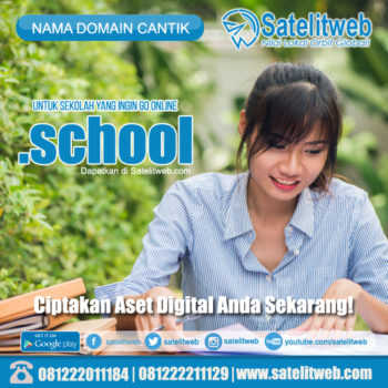 nama domain dot school
