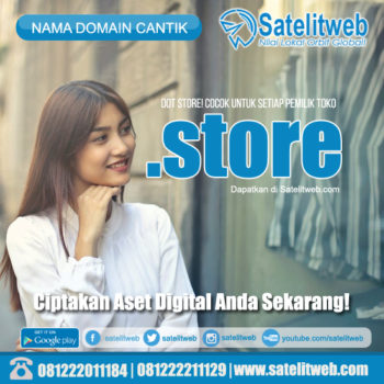 nama domain dot store