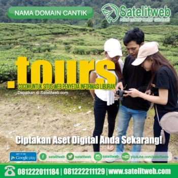 nama domain dot tours